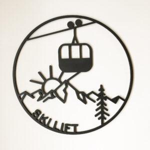 Tableau Ski Lift
